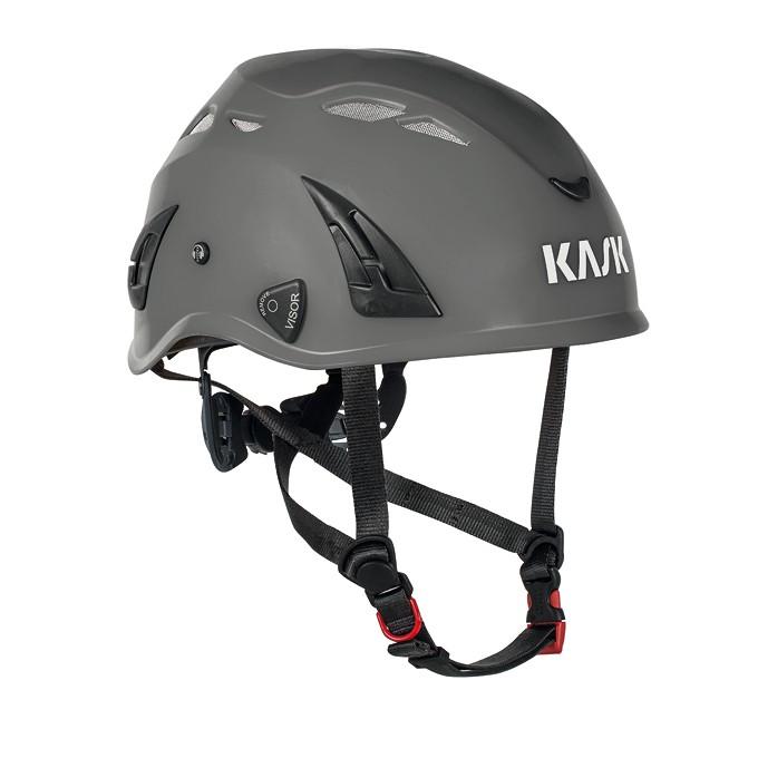 義大利 KASK SUPERPLASMA PL 攀樹/攀岩/工程/救援/戶外活動 頭盔(灰色)