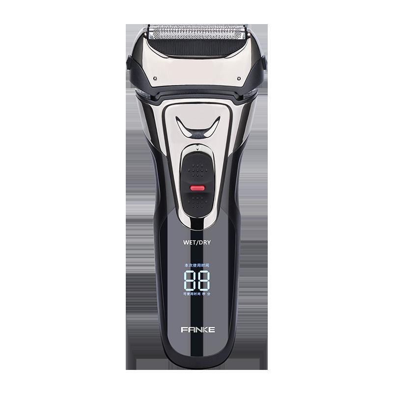男士剃須刀電動充電式全身水洗往復式正品刮胡子胡須刀三刀頭