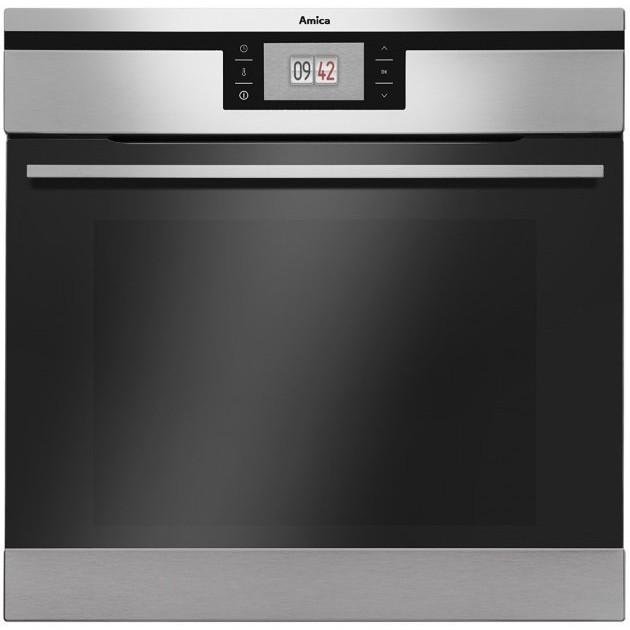Amica 崁入式烤箱 自動食譜 EBI-81074 AA《日成廚衛》