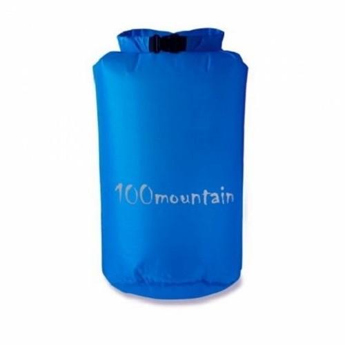 100mountain 超輕量防水袋 M 8L 好用推薦! 顏色隨機出貨