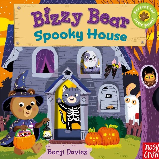 Bizzy Bear: Spooky House/Benji Davies eslite誠品