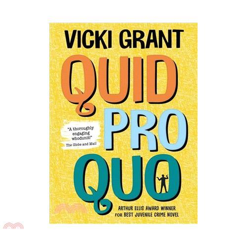 Quid Pro Quo【三民網路書店】[9折]