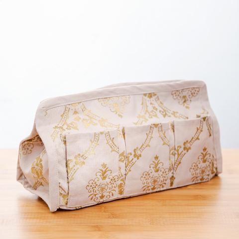 家族榮耀附收納面紙盒套