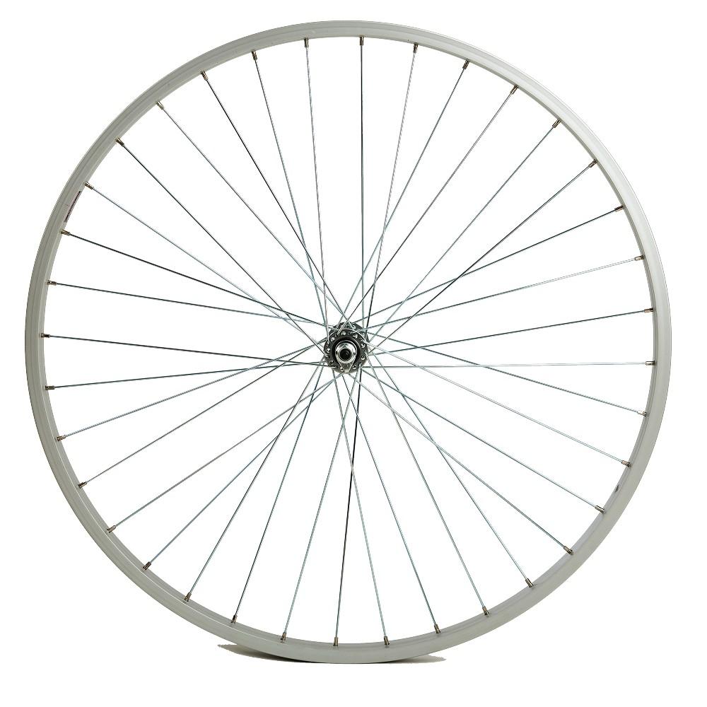 24吋淑女車 單層鋁合金輪組 540輪圈 24x1 3/8腳踏車輪框--前輪組、單速後輪組 / 變速後輪組--可挑選