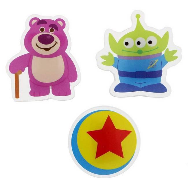 sun-star Clip Set 書夾/ DC PM3/ TS3 玩具總動員 eslite誠品
