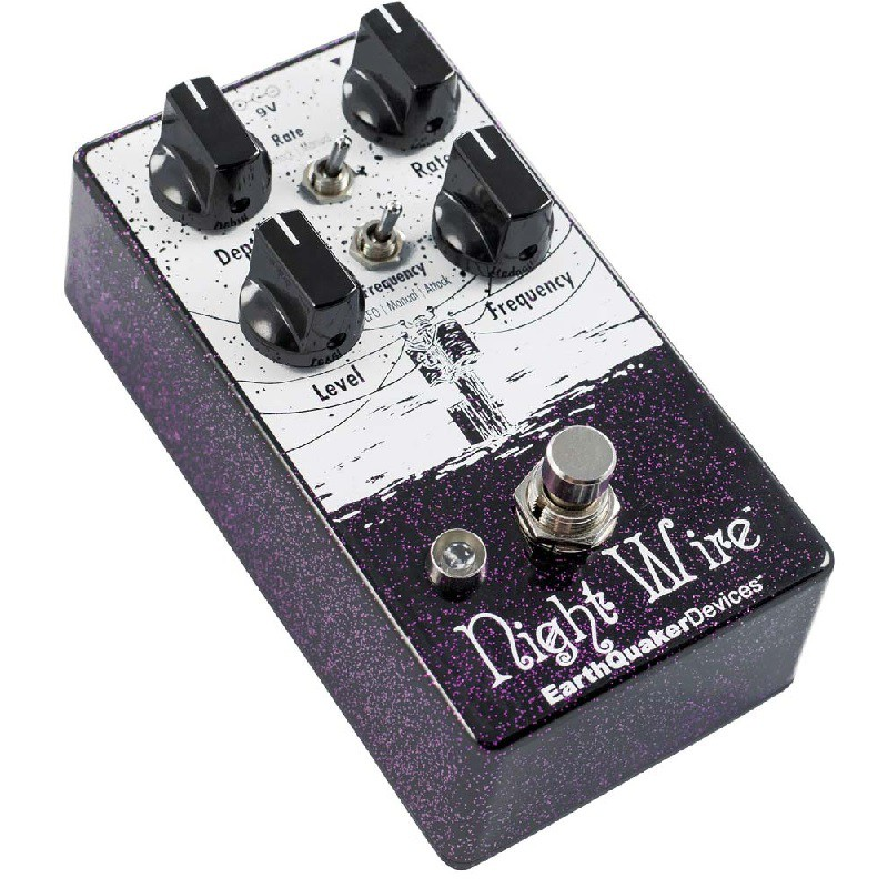 Earthquaker Devices Night Wire Harmonic Tremolo 顫音效果器 總代理公司貨