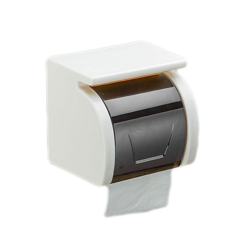 紙巾盒 衛生紙置物架廁所裝卷紙盒家用免打孔防水壁掛式衛生間紙巾盒創意