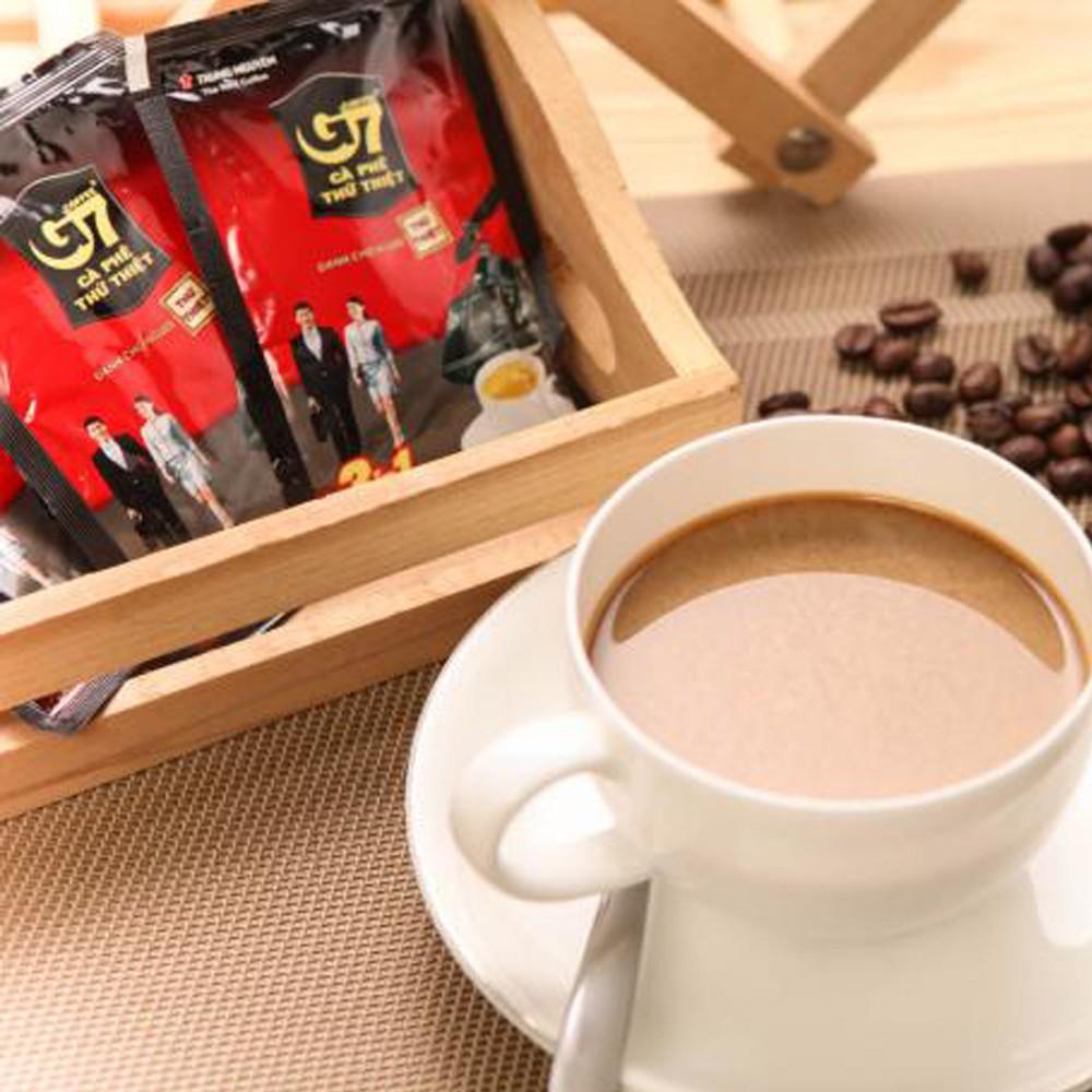 【越南G7】三合一即溶咖啡50包(袋裝)
