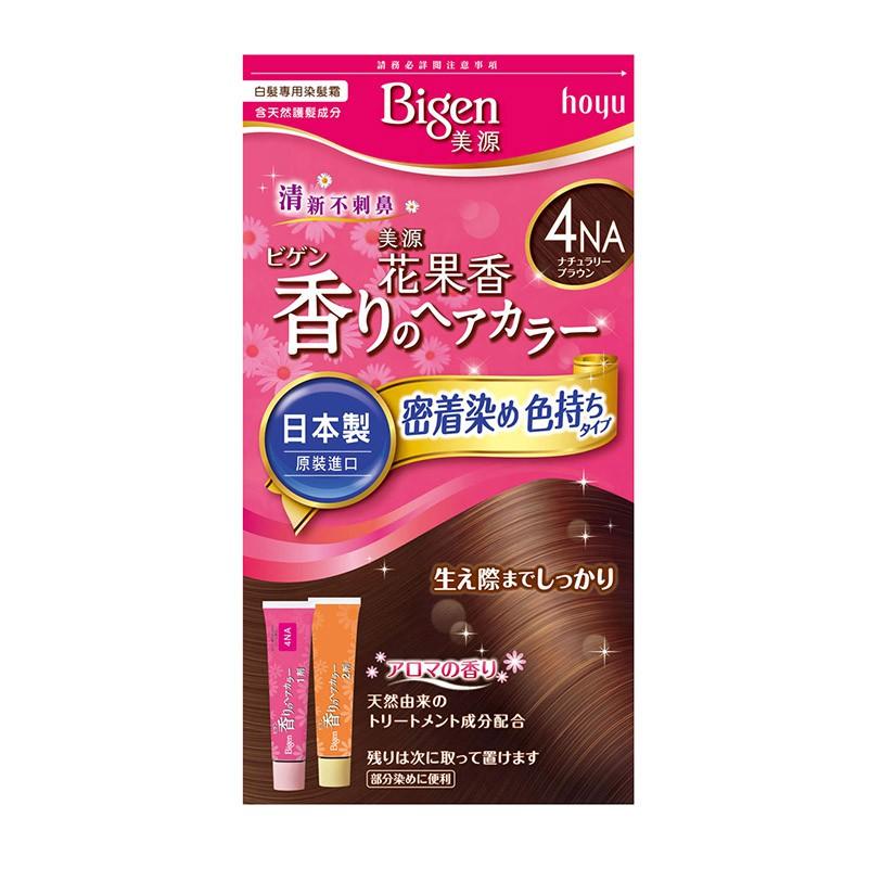 Bigen美源 花果香 快速染髮霜(白髮專用)