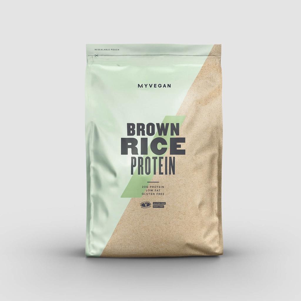 [Myprotein] Brown Rice Protein 糙米蛋白粉 乳清蛋白 高蛋白