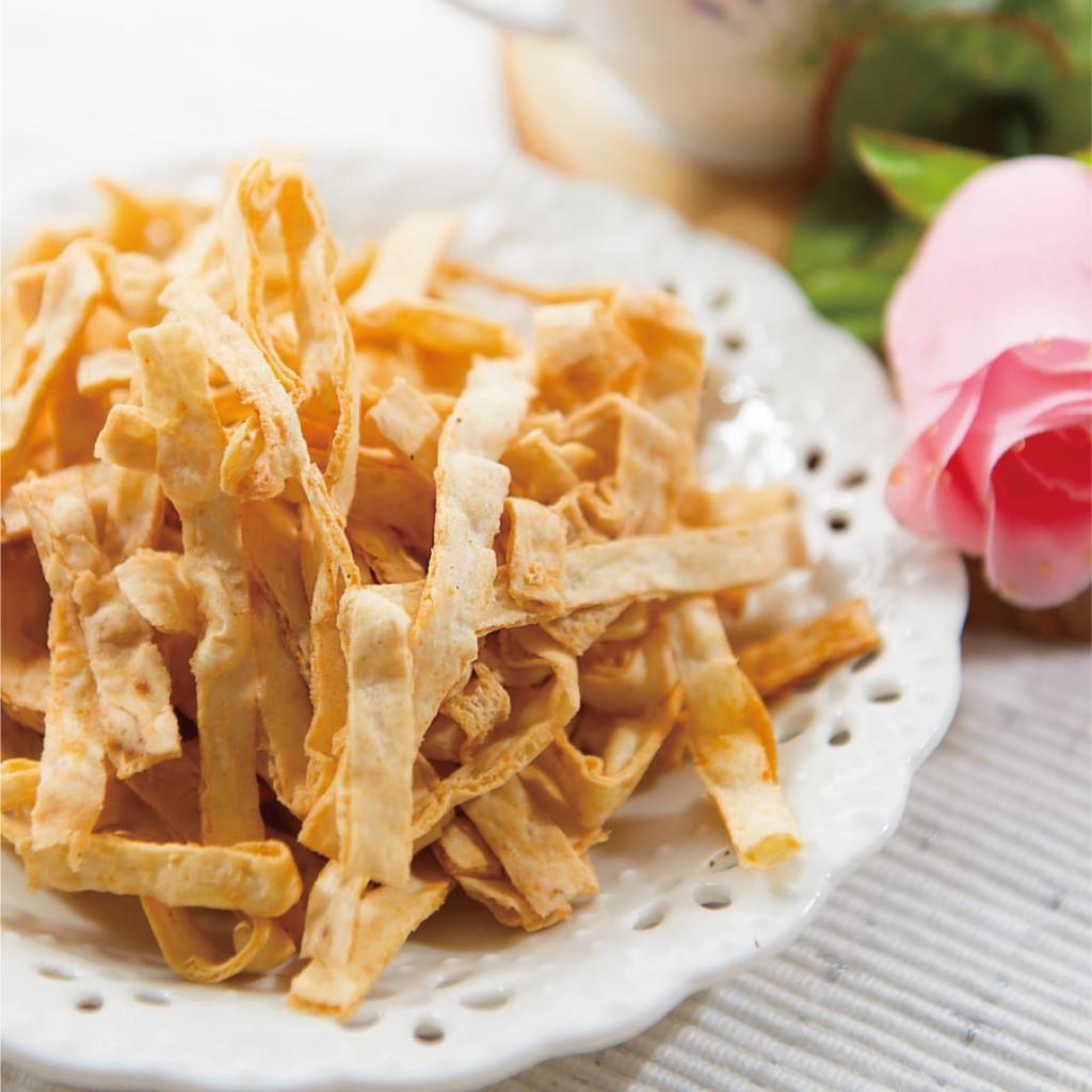 《裕芳食品》魯肉鱈魚風味條
