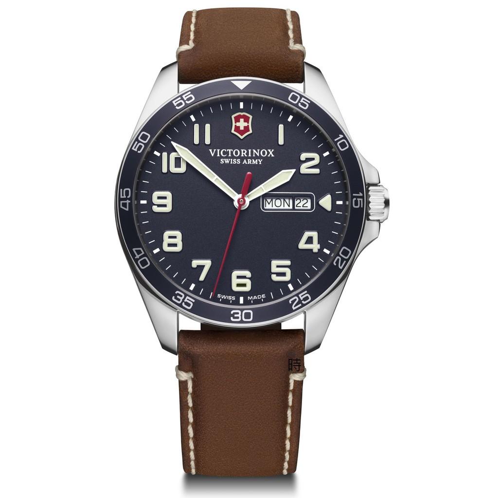 VICTORINOX 瑞士維氏 SWISS ARMY 時尚手錶 VISA-241848