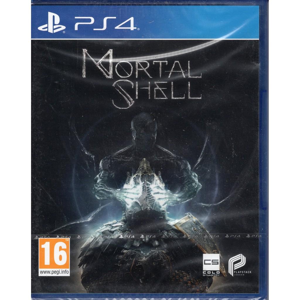 PS4遊戲 致命軀殼 Mortal Shell 中文版【魔力電玩】