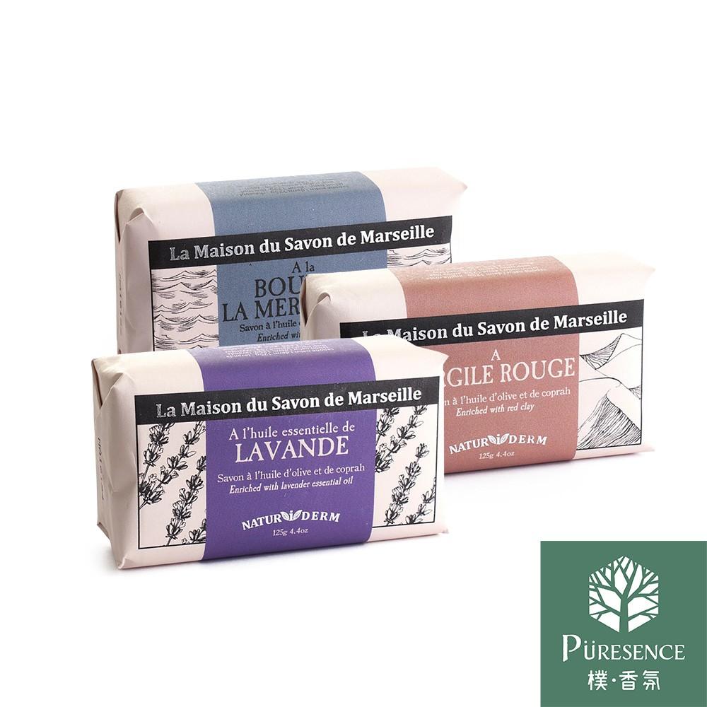 法國馬賽皂之家 香氛精油面膜皂