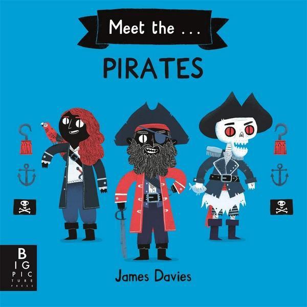 Meet the Pirates /James Davies 誠品eslite