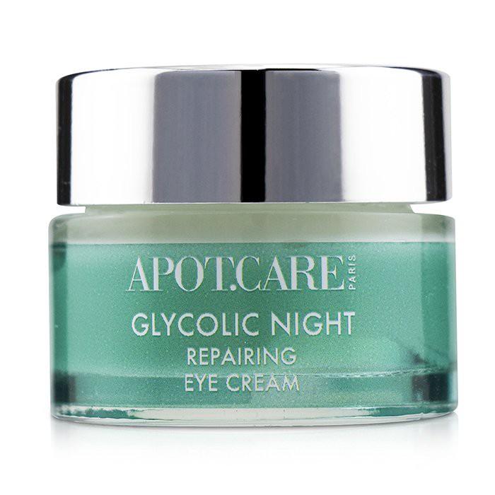 APOT.CARE - GLYCOLIC NIGHT Repairing Night Eye Cream