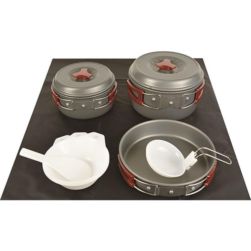 RHINO K-3 三人輕便套鍋Cooking Set