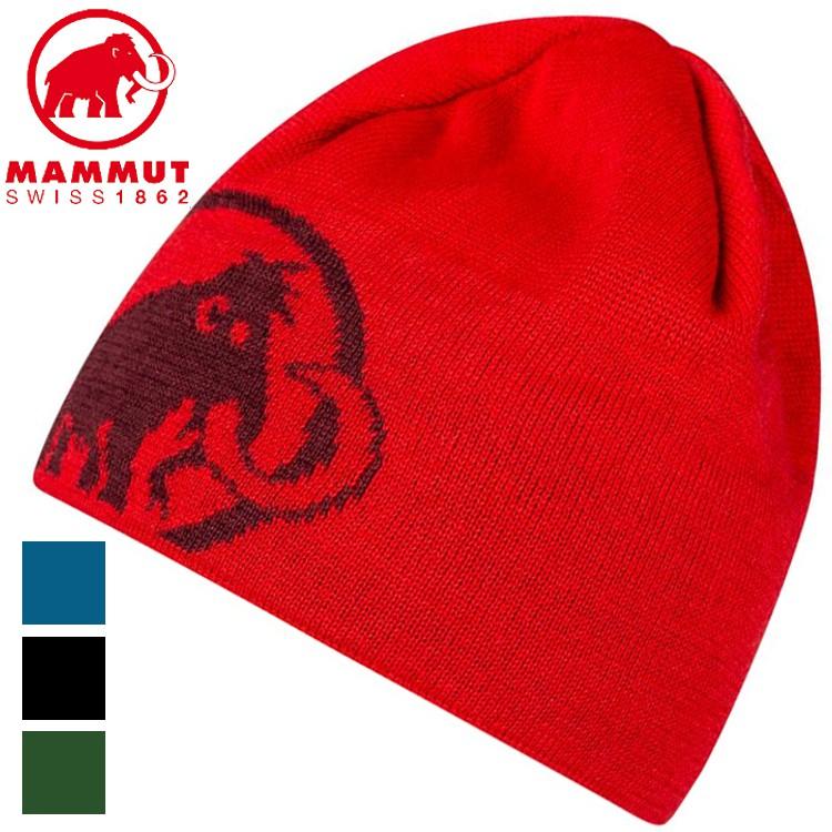 Mammut 長毛象 毛帽/登山保暖帽/滑雪帽 Tweak Beanie 1191-01352