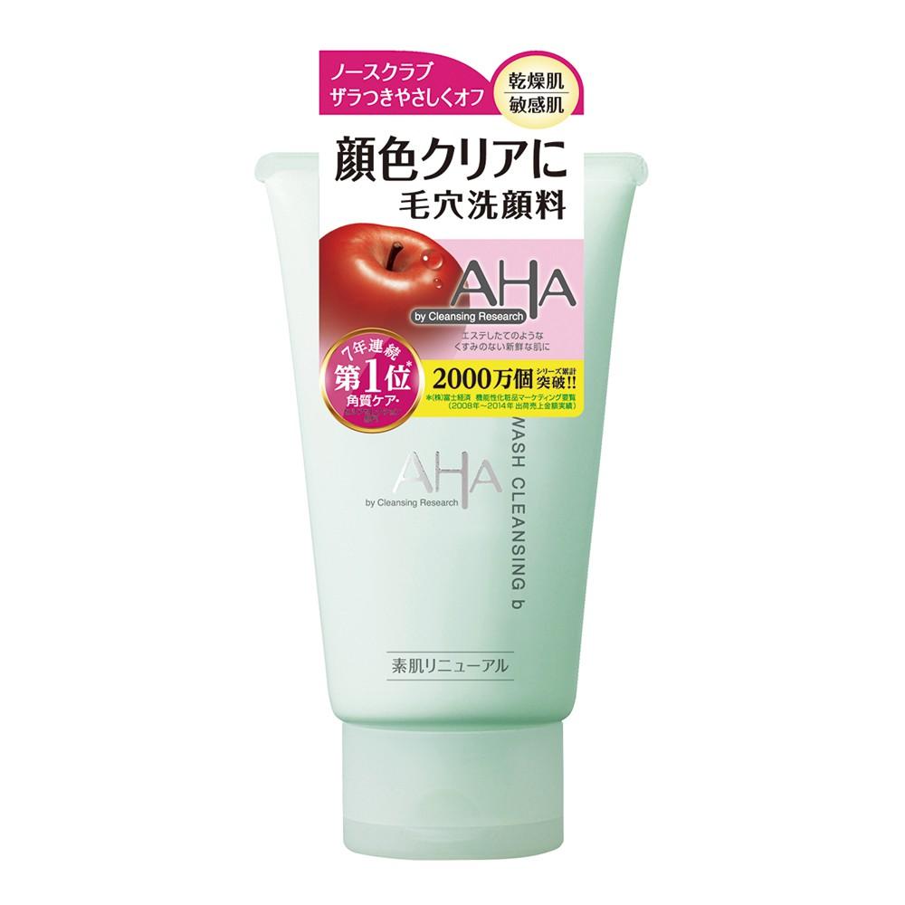 BCL AHA柔膚溫和洗面乳 120g