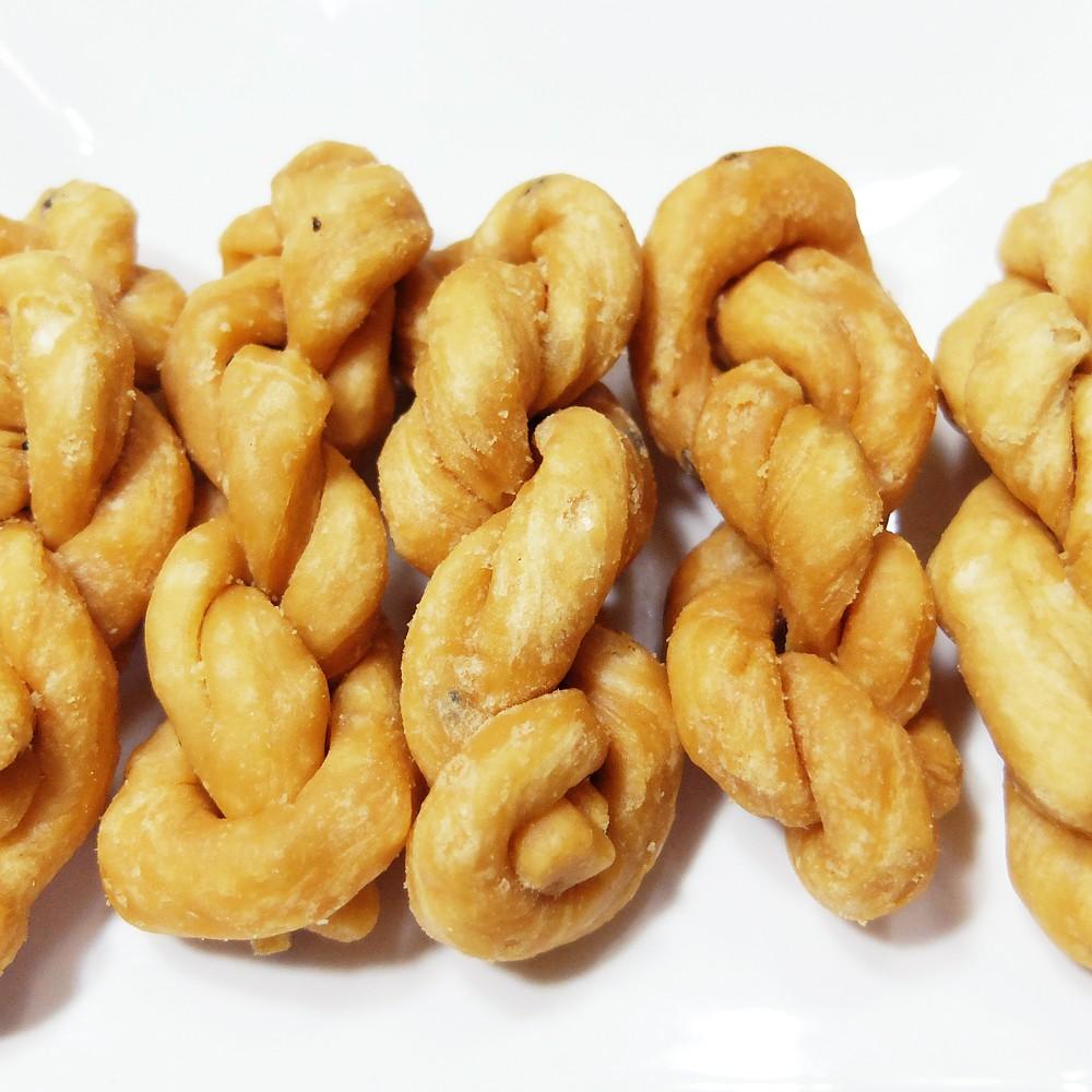 【惠香食品】麻花130g/包