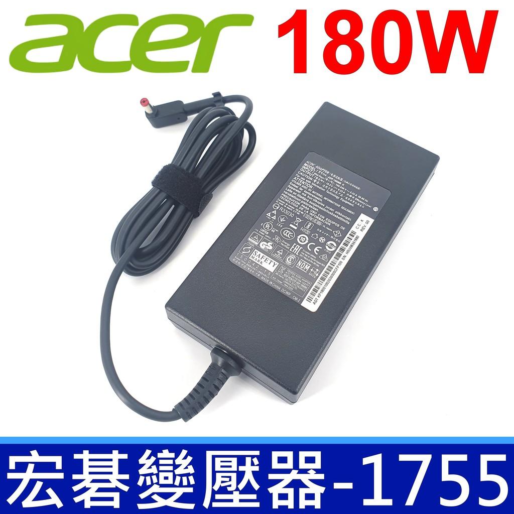 ACER 宏碁 180W 原廠規格 變壓器 ADP-180MB K Aspire VN7-593 VN7-593G