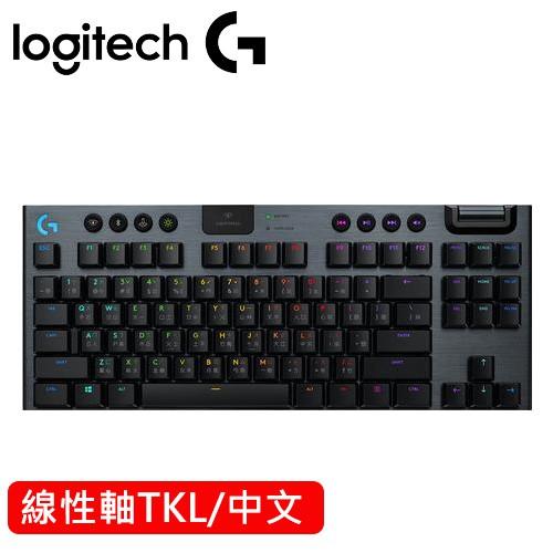 Logitech 羅技 G913 TKL 無線 Linear線性軸遊戲鍵盤【送品客罐 登錄抽XBOX】