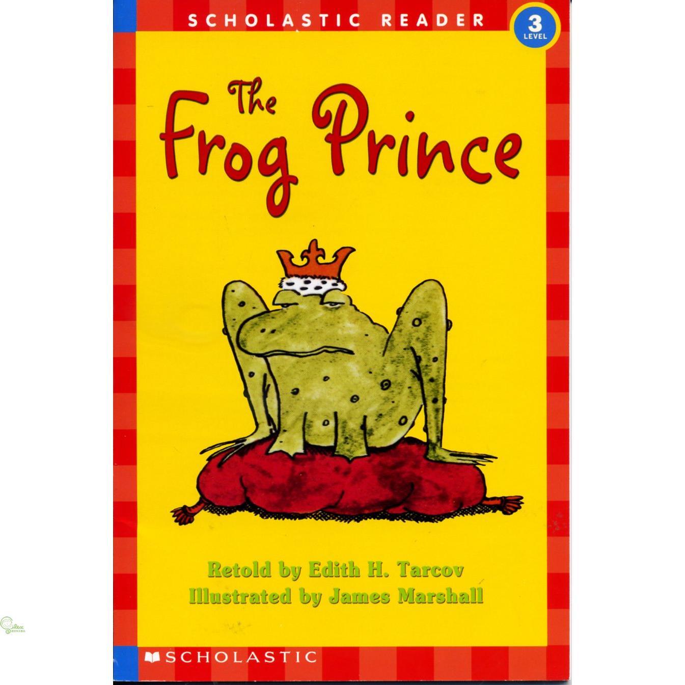 The Frog Prince【禮筑外文書店】[73折]