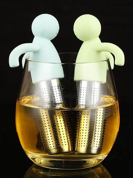 泡茶球創意個性泡茶過濾器小304不銹鋼濾茶器茶漏器可愛懶人泡茶球神器 【618 大促】