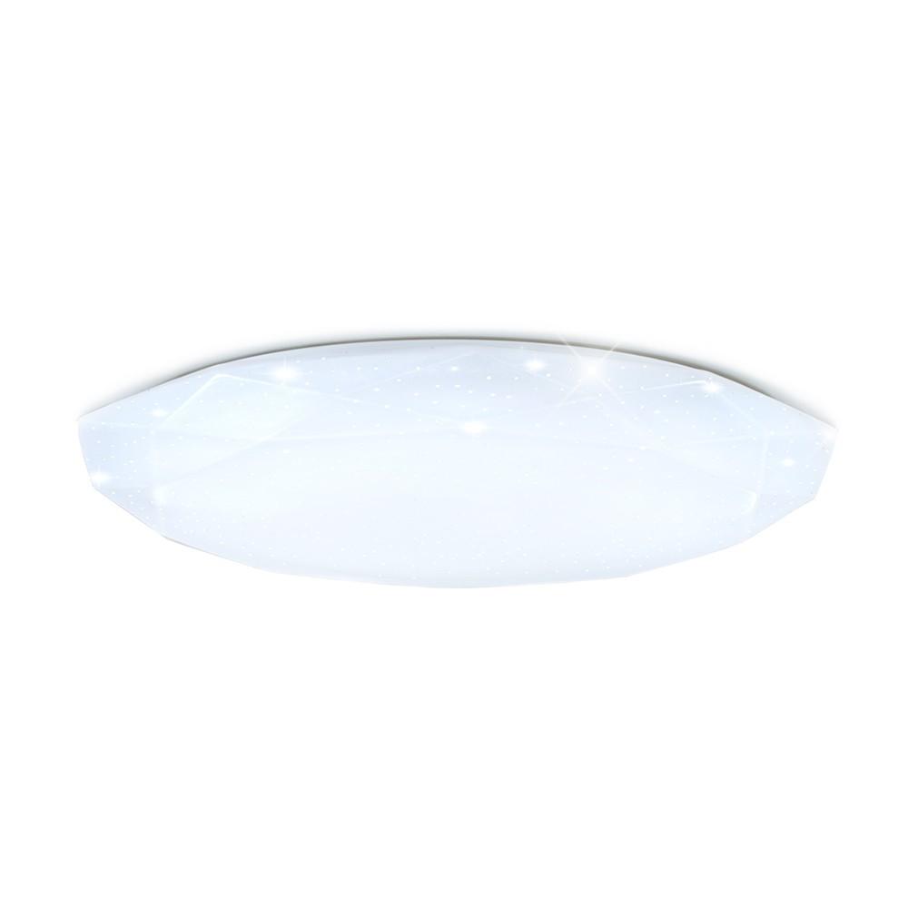 舞光 LED 1-2坪 16W菱鑽吸頂燈(白光/黃光)