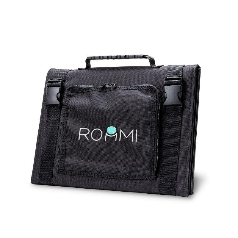 【24H快速出貨】Roommi | 28W / 60W太陽能充電板|戶外折疊攜帶方便