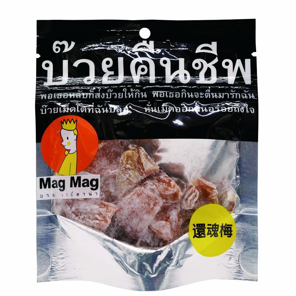 泰國還魂梅 40g【佳瑪】