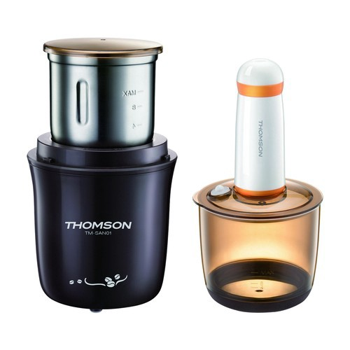 THOMSON 不鏽鋼磨豆機(真空保鮮) TM-SAN01 廠商直送 現貨