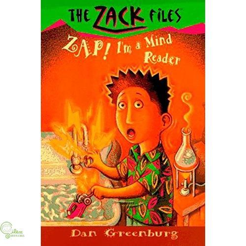 Zap I'm a Mind Reader【禮筑外文書店】[73折]