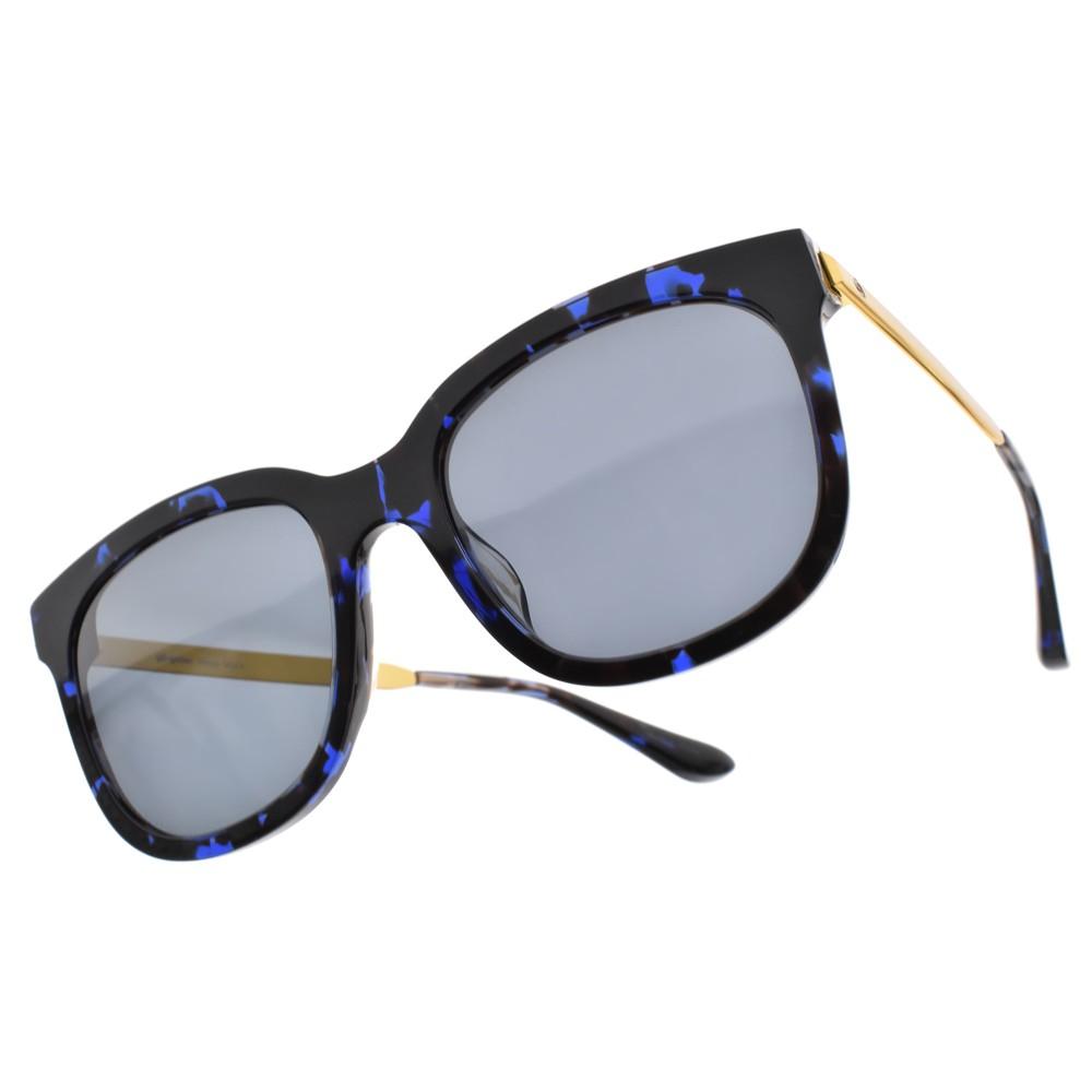 Go-Getter 太陽眼鏡 GS1018 BLDE 韓系必備潮流大框 - 金橘眼鏡