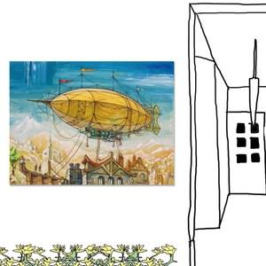 【24mama 掛畫】單聯式 油畫布 無框畫 80x60cm-環遊世界油畫布無時鐘