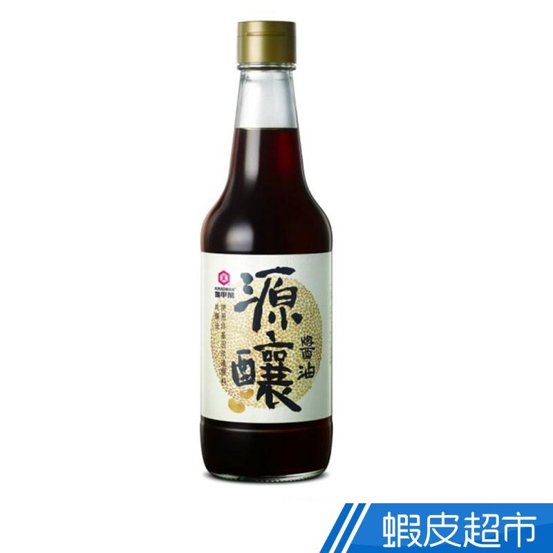 龜甲萬 源釀醬油 500ml/罐 最純真 簡單的醍醐味 現貨 蝦皮直送