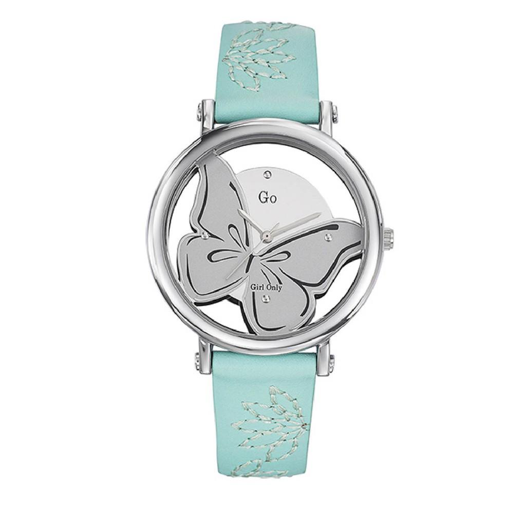 【Go Girl Only】蝶飛系列時尚腕錶(女錶 手錶 Watch)-698667-台灣總代理公司貨-原廠保固兩年