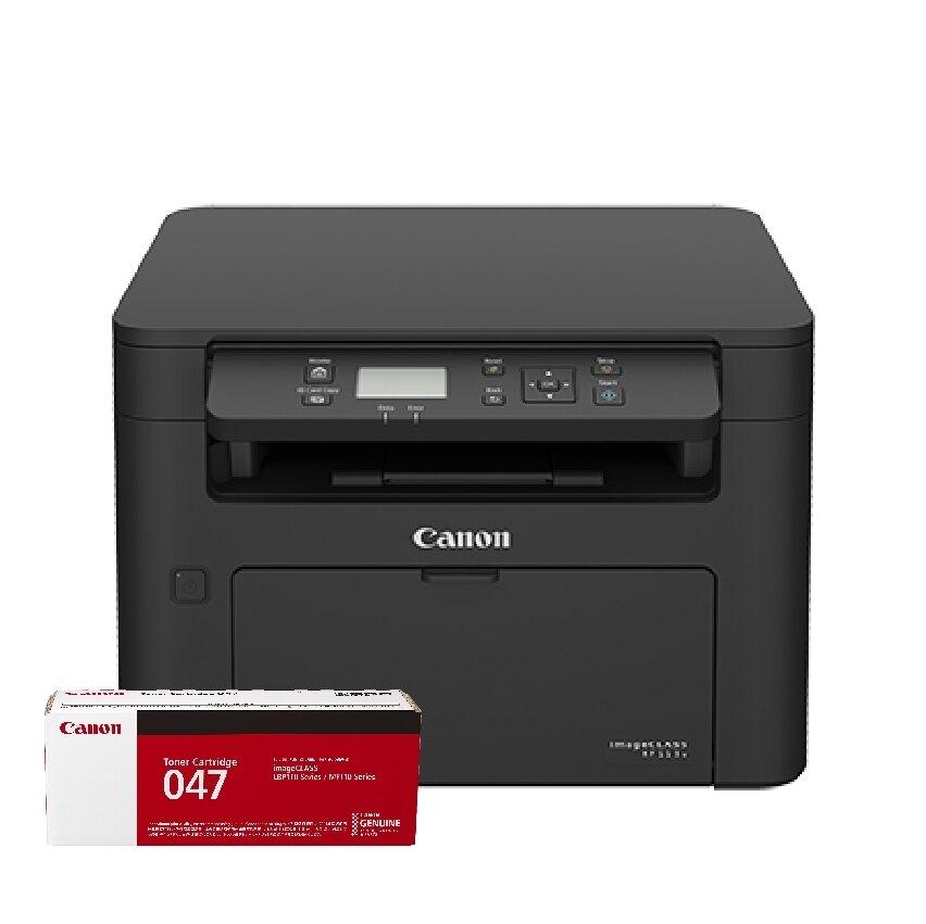 Canon imageCLASS MF113w 無線黑白雷射複合機+CRG-047原廠碳粉匣一支【浩昇科技】