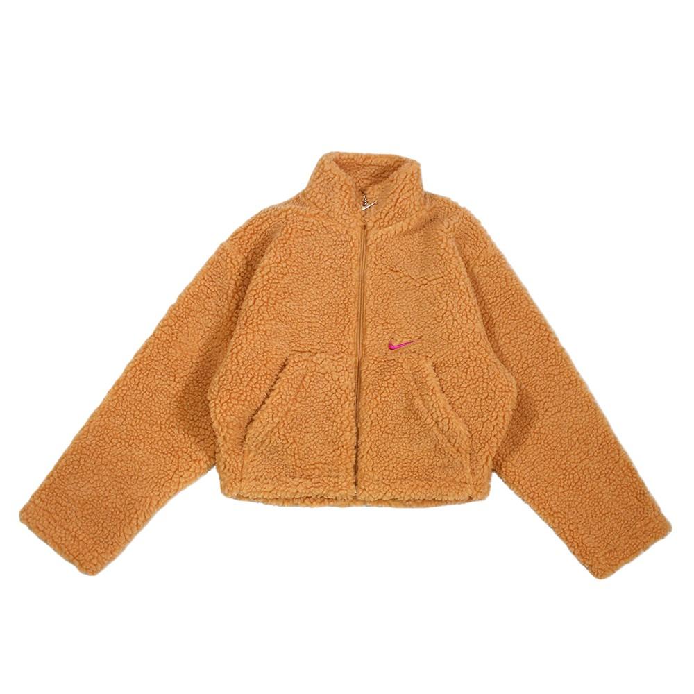 NIKE 女 羊羔毛外套 熊寶寶外套 AS W NSW SWSH JKT SHERPA - CU6640201 廠商直送