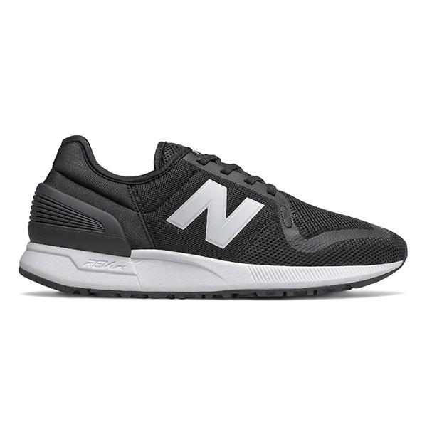 NEW BALANCE【MS247SG3】NB247S 慢跑鞋 休閒 網布 黑白 男女尺寸