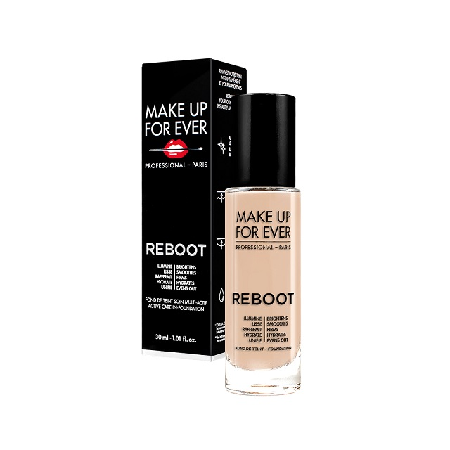MAKE UP FOR EVER REBOOT活潤精華粉底液30ml #R230