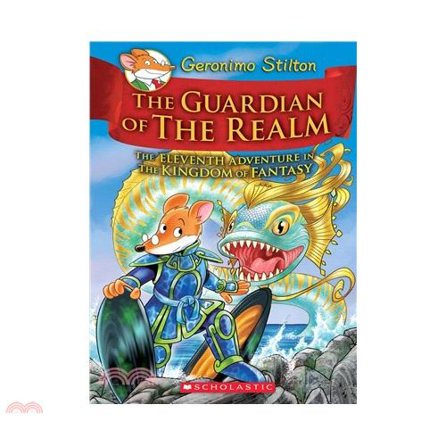 #11:The Guardian of the Realm (Geronimo Stilton)【三民網路書店】