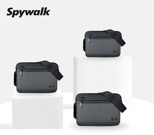 SPYWALK 簡約休閒側背包 NO:S9248 (中款)