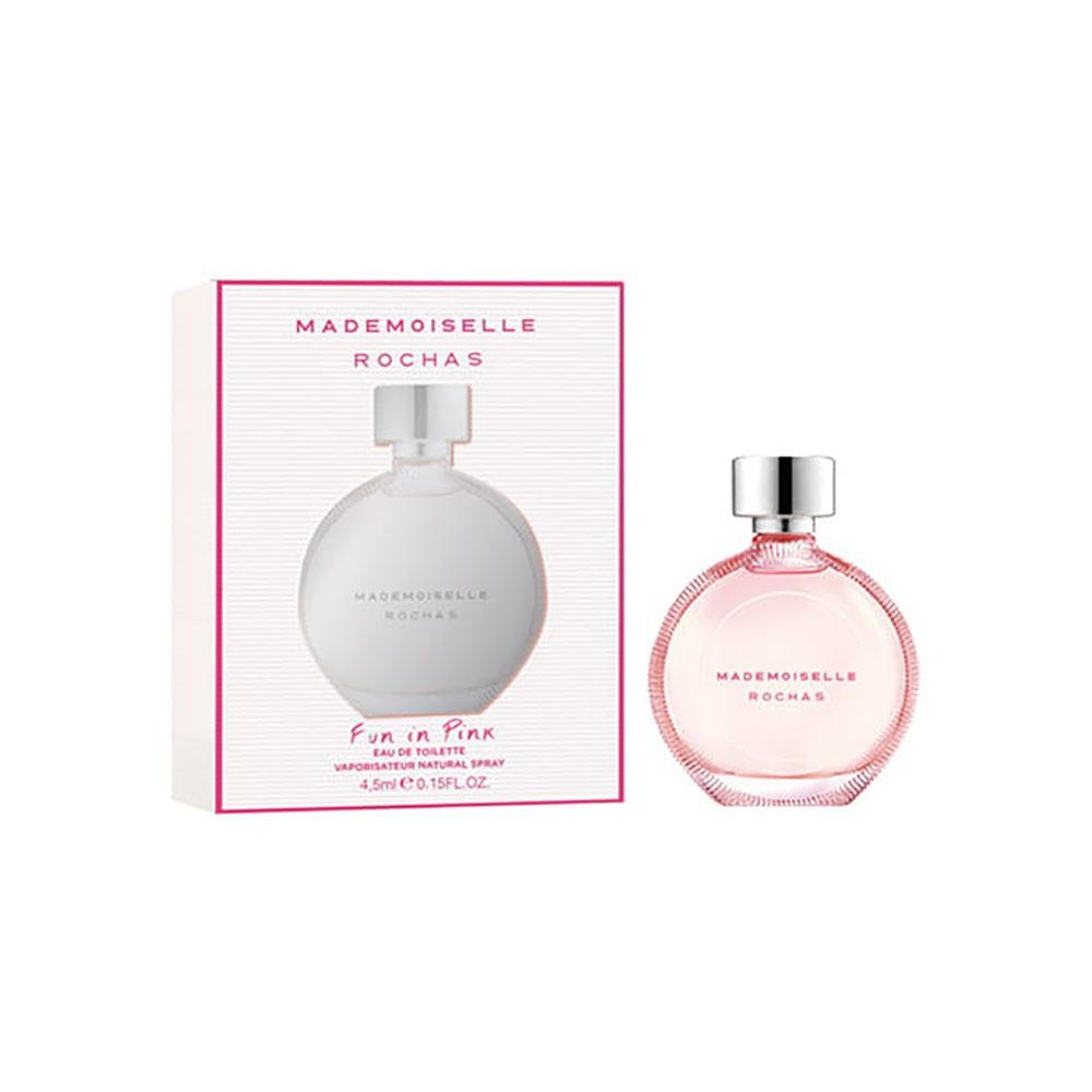 ROCHAS羅莎小姐淡香水4.5ML【蝦皮團購】