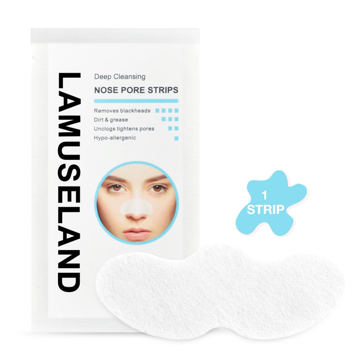 拉慕絲蘭 深層清潔鼻孔 去黑頭粉刺 清潔面膜 LA8001