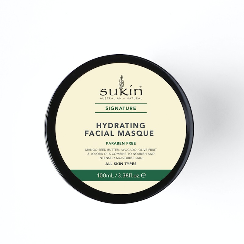 Sukin 經典保濕泥膜 100ml x 1 正品公司貨 | 台灣總代理 花花企業股份有限公司