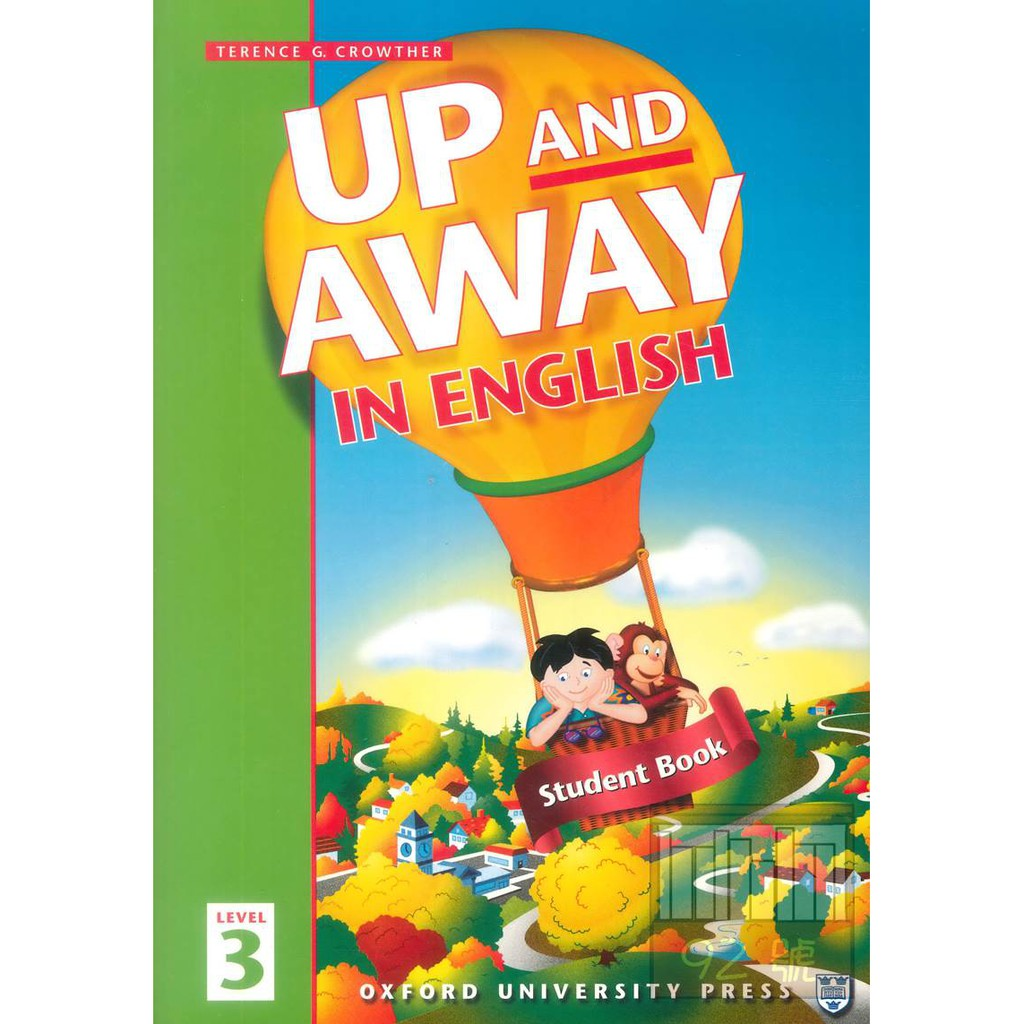 OXFORD Up and Away in English Student Book 3