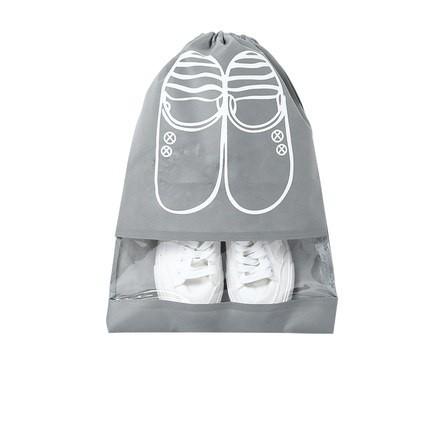鞋子收納袋鞋包防塵束口袋旅行鞋套鞋罩家用收納神器裝鞋子的袋子