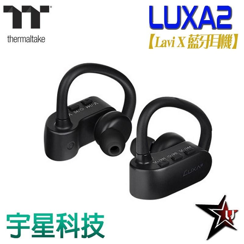 Thermaltake 曜越 LUXA2 Lavi X 無線藍芽運動型耳機 宇星科技