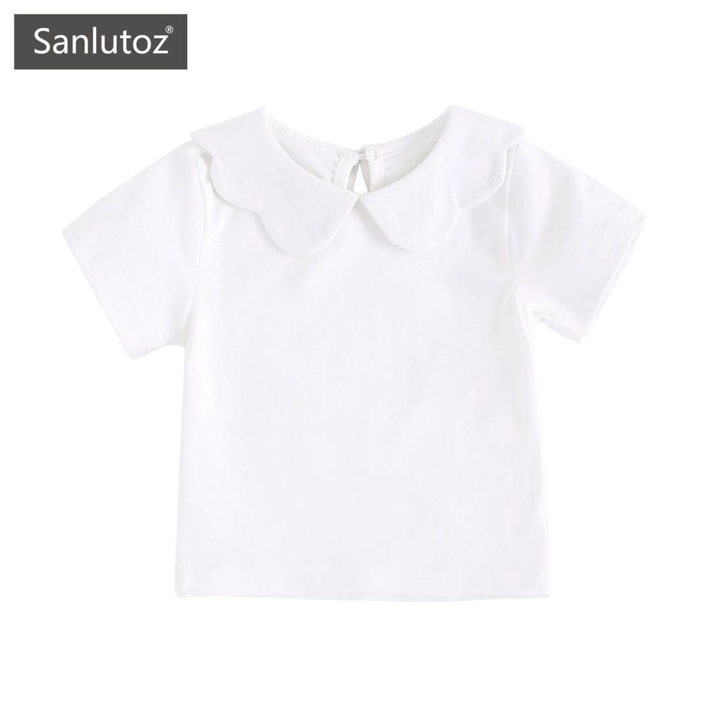 Sanlutoz 短袖棉質嬰幼兒上衣